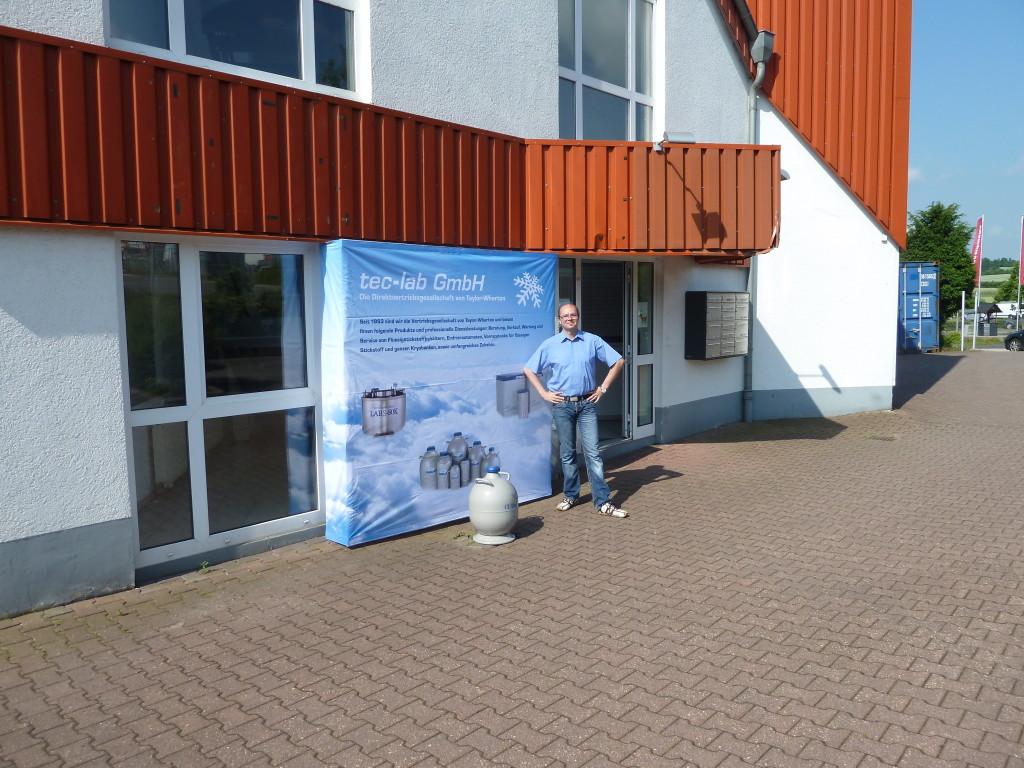 tec-lab GmbH, Direktvertriebsgesellschaft von Taylor-Wharton