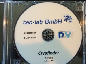 Cryofinder
