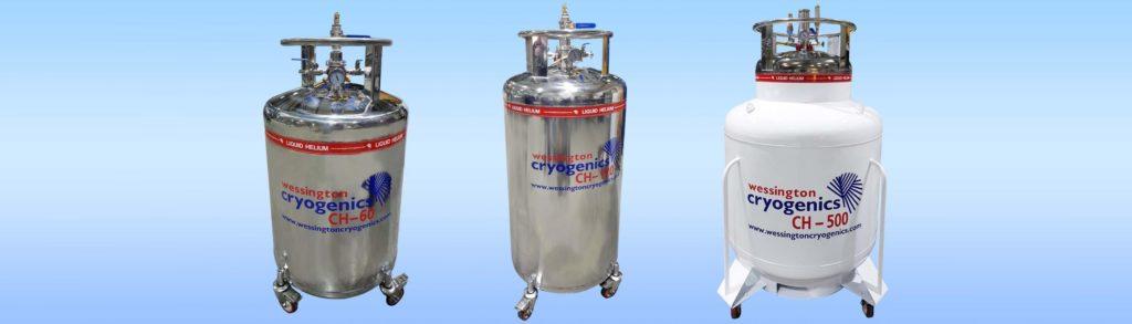 Lagerbehälter für Flüssiges Helium